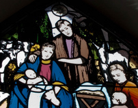 Nativity Window - Portlethen Church