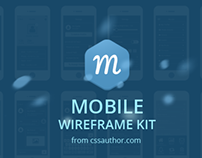 Free Wireframe Kit