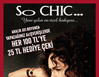 So CHIC... New Year Insert