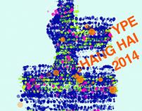 ShanghaiType 动态字体秀