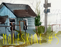 Moleskine #5