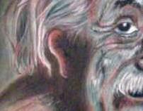 Einstein's Mask
