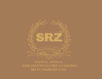 "SRZ by Shah Rukh Zaidi ""Vintage Luxury Travel Bags"""