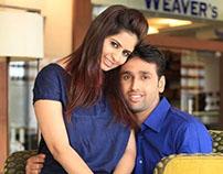 Styling for Pre Wedding shoot- Rahul and Sandhya