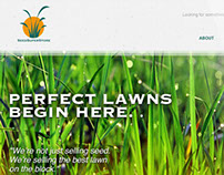 Seed Store Web Design