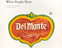 Del Monte Annual Report