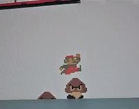 Mario Bros - Stop Motion