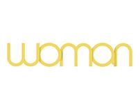 Woman.com.au Logo Identity
