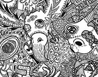 Doodle-page