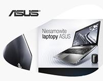 Asus Landing Page