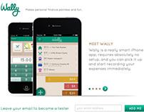 Wally Personal Finance v1