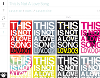 Thisisnotalovesong.it