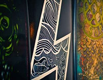 LOCAL MOTION- Surfboard exhibition 2013