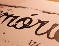 Esboços tipográficos/Typo sketches_1