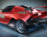 500 Group Concept Car