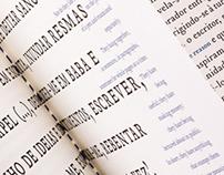 Edições DIGGIN' | Número Um — A Palavra