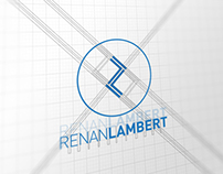 Projeto de marca pessoal - Renan Lambert