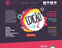 Landing Page Revista C+ #2