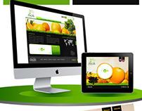 fresh plus company ( website ) + media
