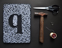 q Monogram Thread-work