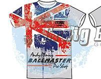 Tenpin Bowling Shirt Design