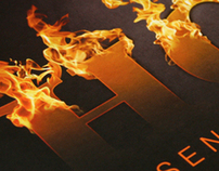 'HOT' Photoshop effect for flyer