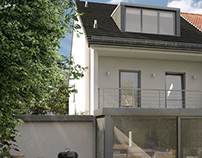 Townhouse 3D Visualization