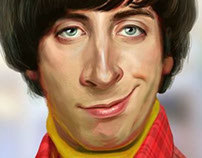 Howard Joel Wolowitz BBT