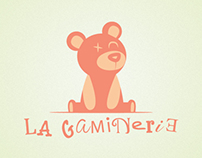 La Gaminerie - Children daycare identity