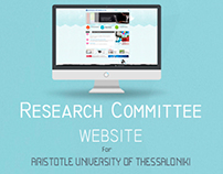 Research Committee Website