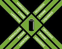 Liquorice package