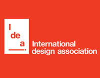 International Design Association • Logo