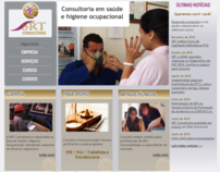 SRT Consultoria Website