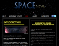 SPACENOW Website