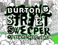 Burton Streetsweeper