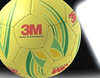 3M Soccer Ball