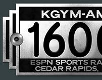 1600 KGYM AM Sports Radio
