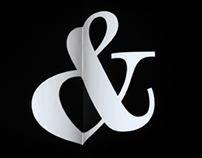 Axis: An Expressive Typeface