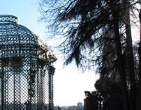 Mysterious Sanssouci