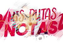Mis Putas Notas - Ilustración
