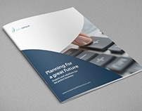 Corporate Brochure Template Vol.19 - 12 Pages