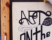 Art on the Wood