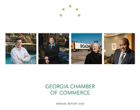 Georgia Chamber of Commerce – Annual Report