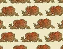 Vegetable Pattern 3
