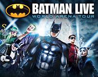 Batman Live - Website