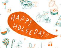 Happy Holeeday!!