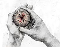 Ilustraciones para el calendario 2014