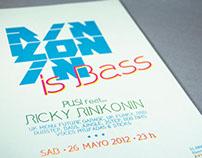"El Rinko: ""Rocks"" + ""Bass"""