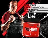 PreFight Pre-Workout