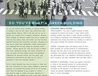 Appraisal Report for an green/environmental nonprofit